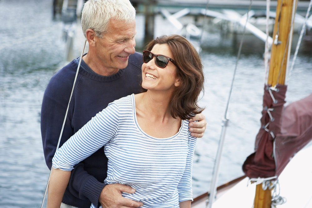 What is the maximum age difference between wife and