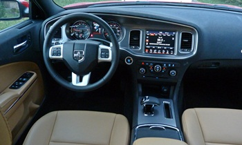 2012 dodge charger pros and cons
