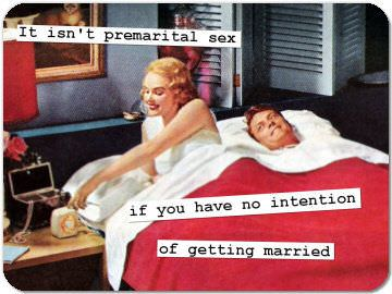 Thoughts on premarital sex
