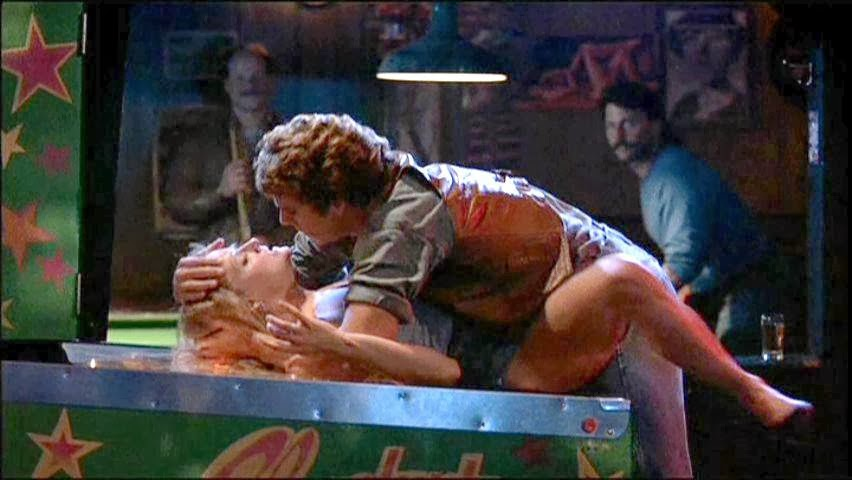 Jodie foster the accused pool table. Jodie foster the