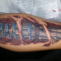 Tattoo places in springfield ma