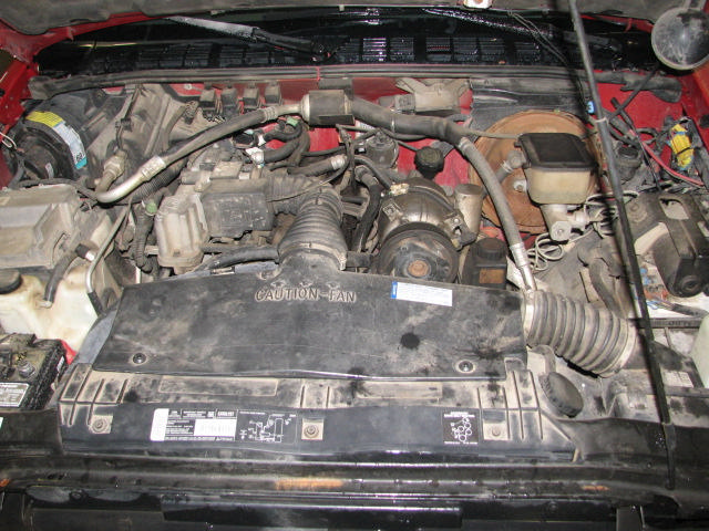 1997 chevy s10 2.2 engine