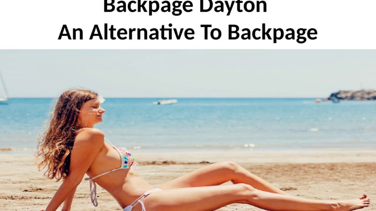 Dayton backpages