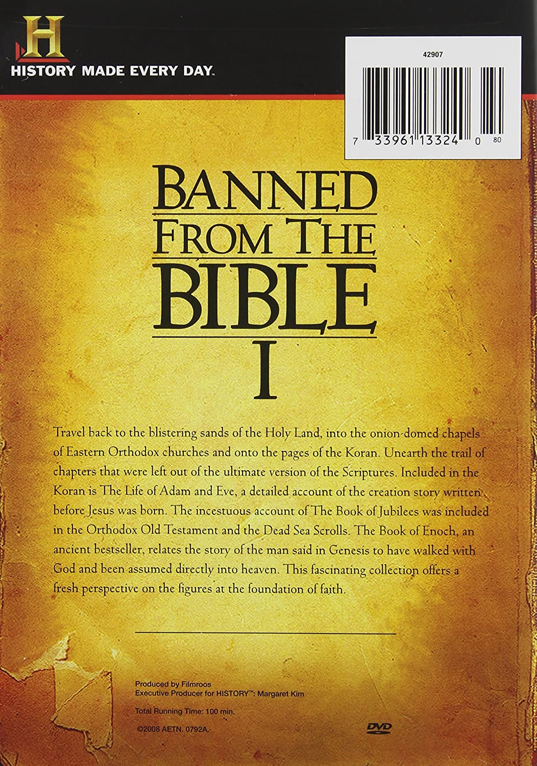 Banned from the bible secrets of the apostles