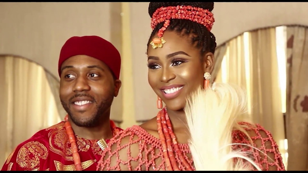 Nigerian wedding traditions and customs