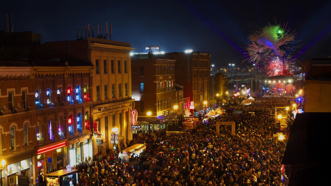 Norman ok new years eve events
