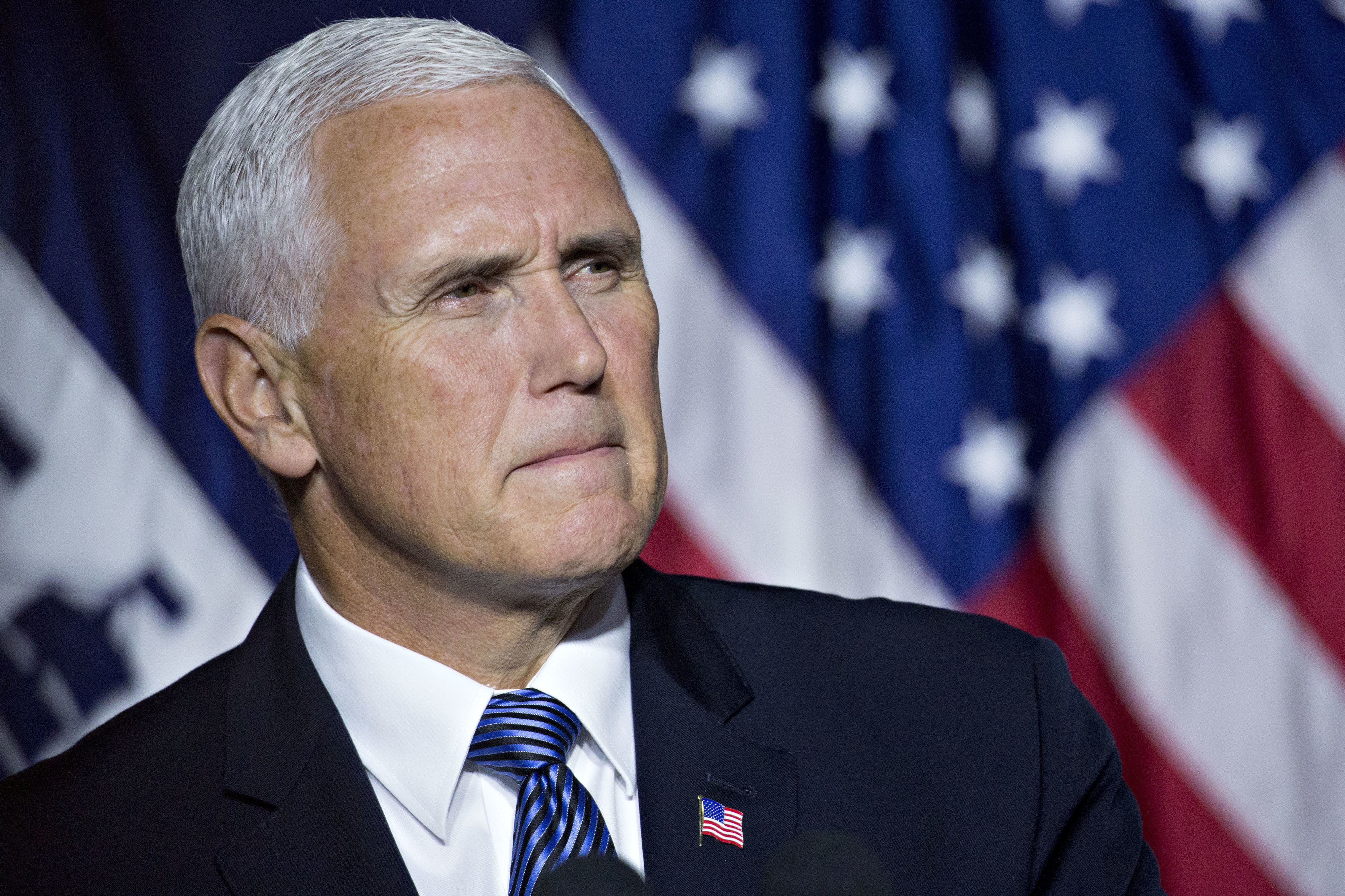 Trump doesn t embody whats wrong with washington pence ...