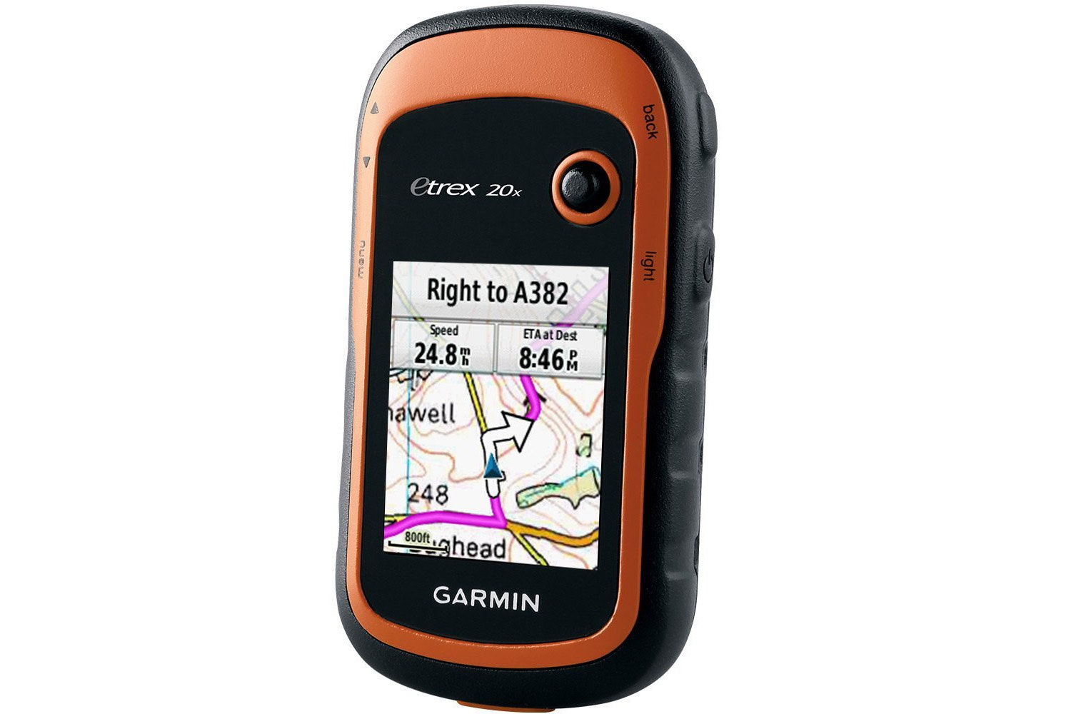 How to use the garmin etrex 20. How to use the garmin ...