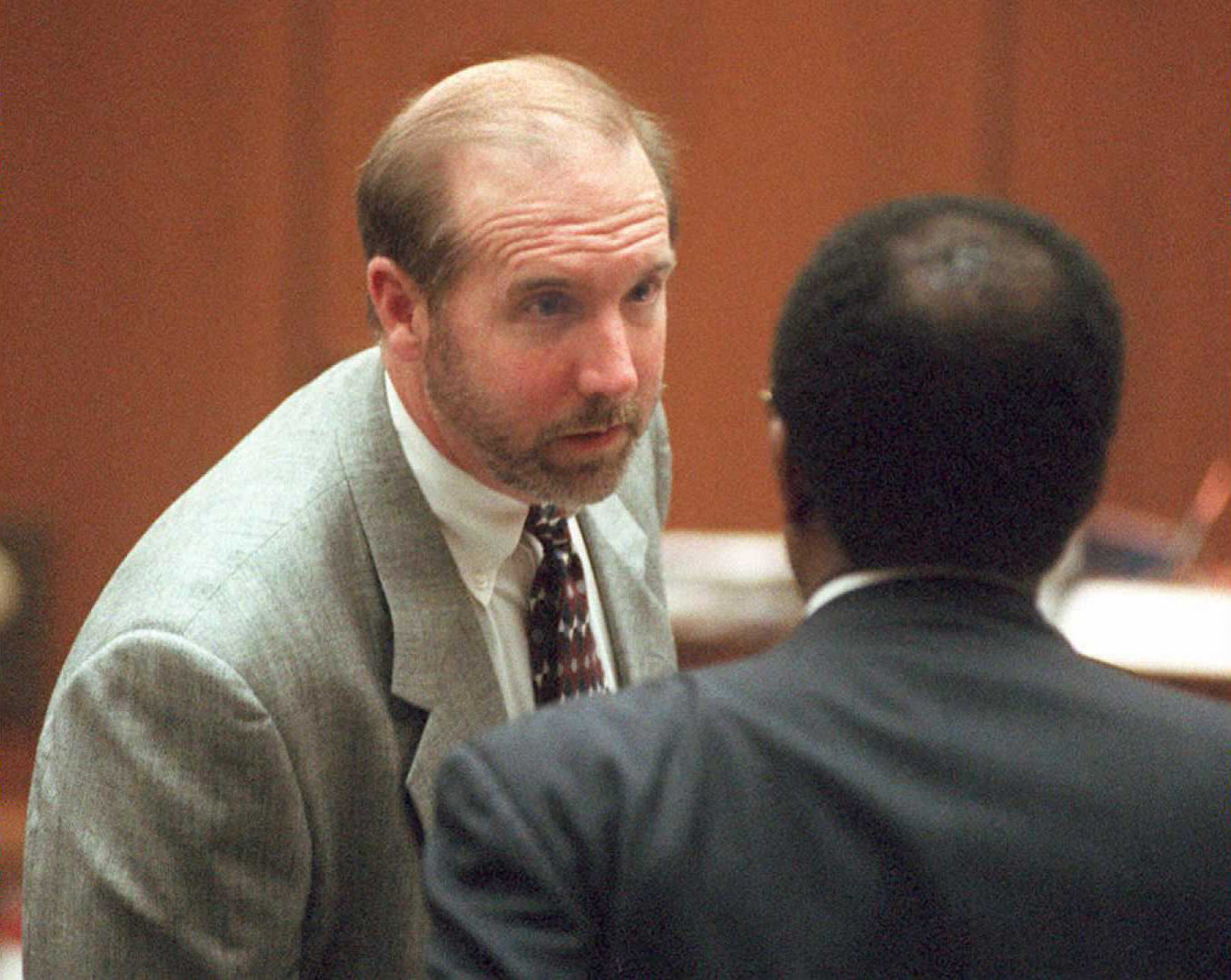 Heart attack scare at O.J. Simpson trials first day - NY