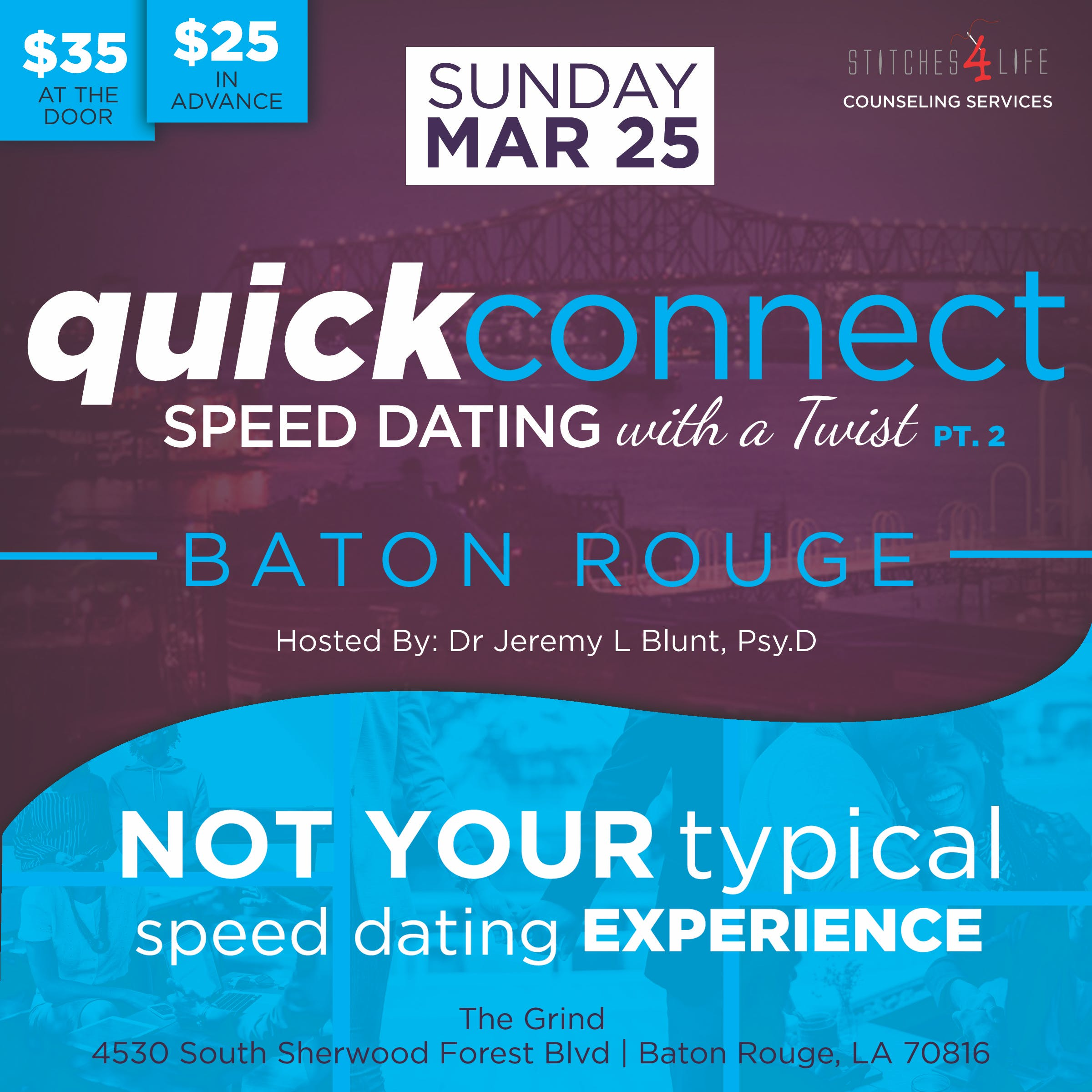 Speed dating in baton rouge. Speed dating in baton rouge.