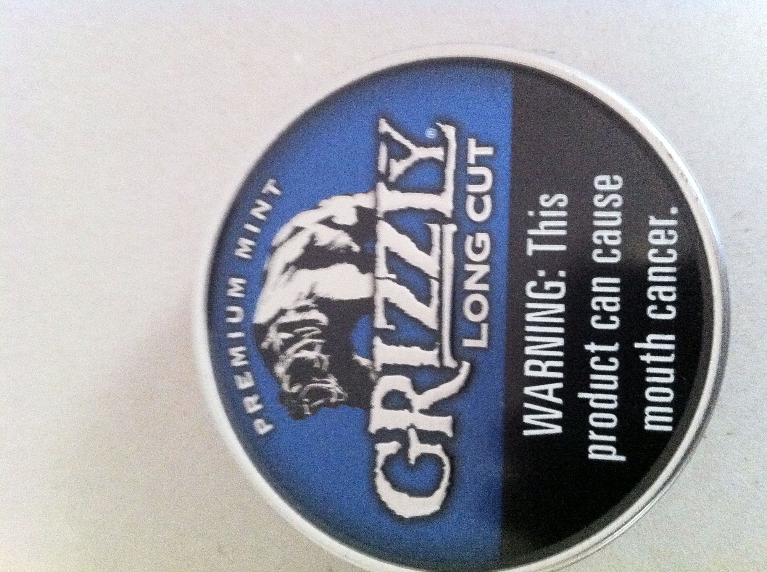 Types of grizzly chew
