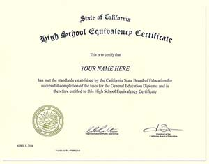 How To Spot A Fake Ged Certificate How To Spot A Fake Ged