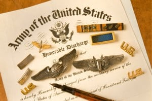 Honorable discharge for pt failure