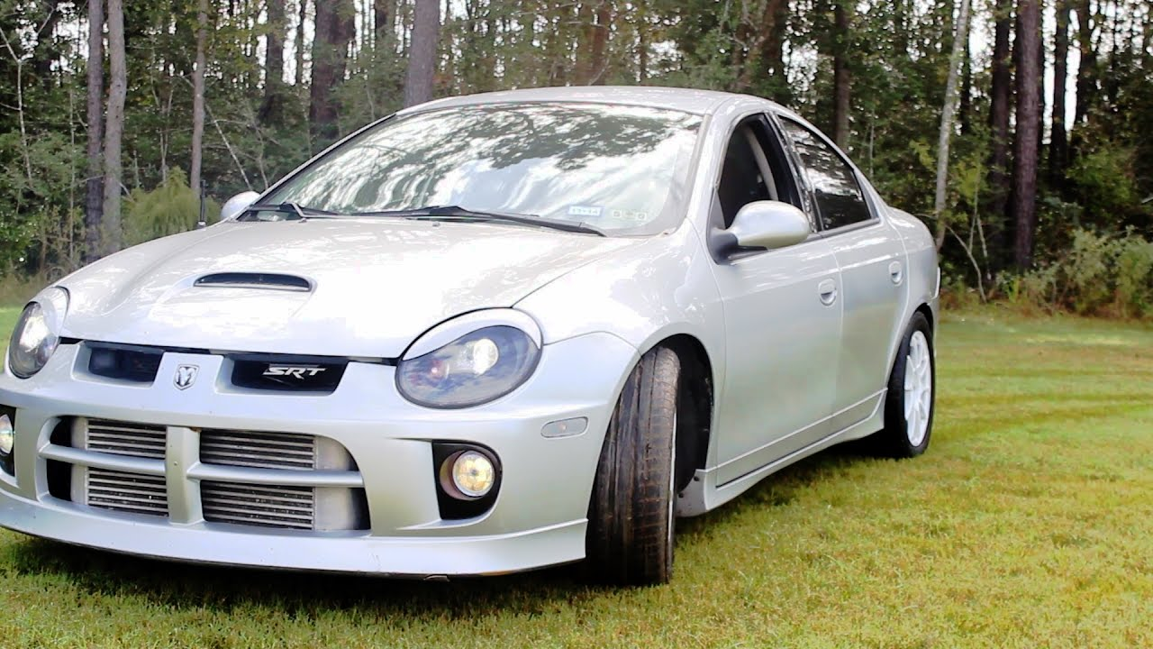 How much horsepower does a srt4 have