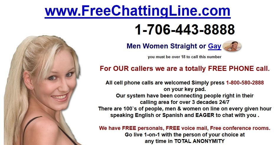 Free trial chat line numbers indianapolis. Free trial chat