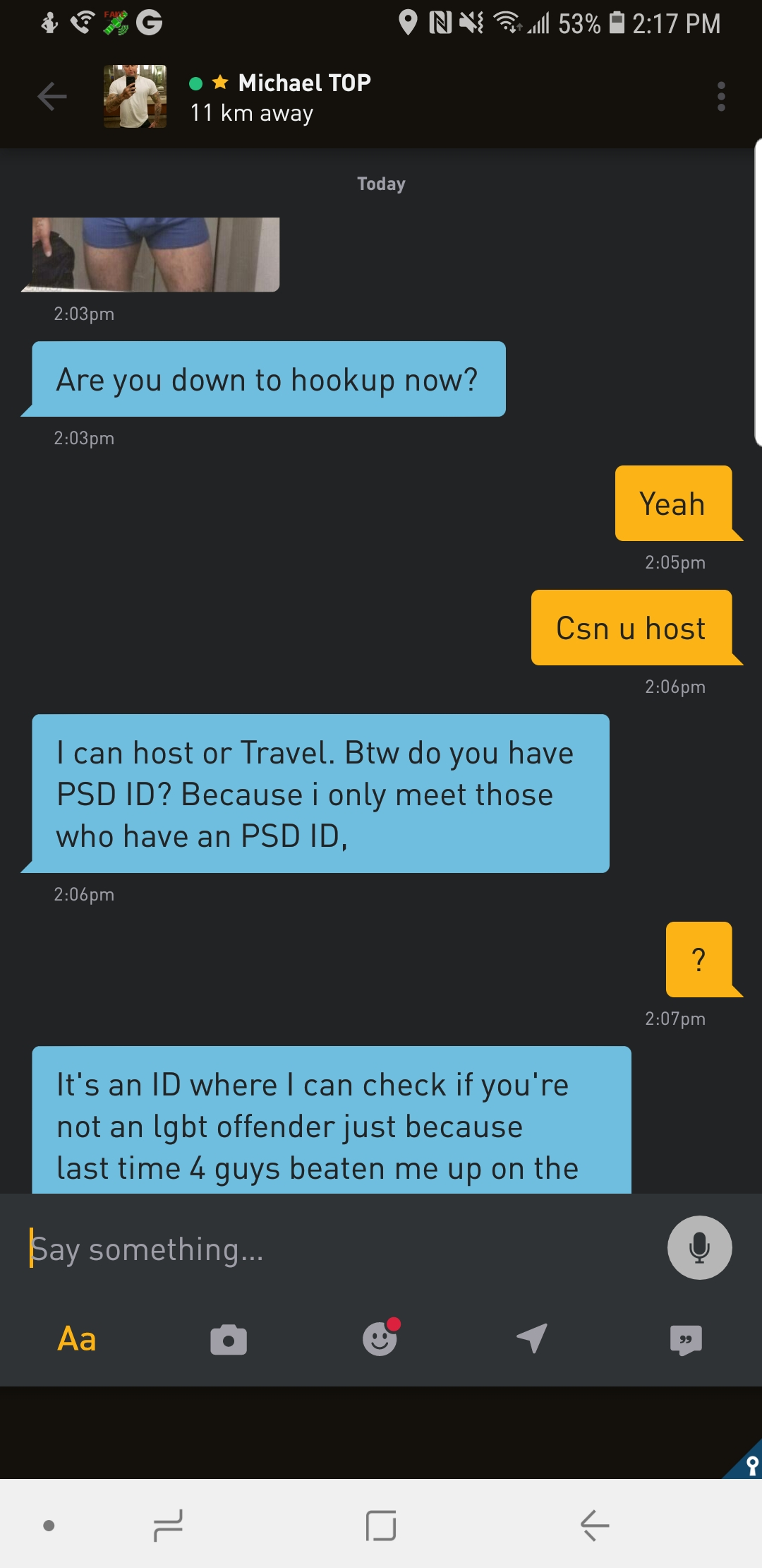 Is hookup id a scam