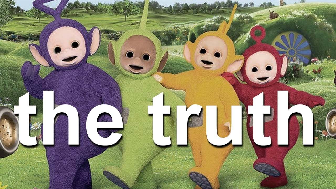 Teletubbies Conspiracy Theory  Teletubbies Conspiracy Theory